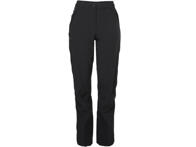 North Bend Nos Flex Pantalones Mujer, black